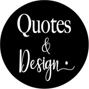 quotes and design